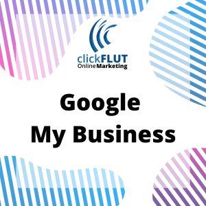 Google My Business voll ausnutzen