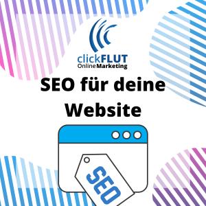 SEO für deine Website