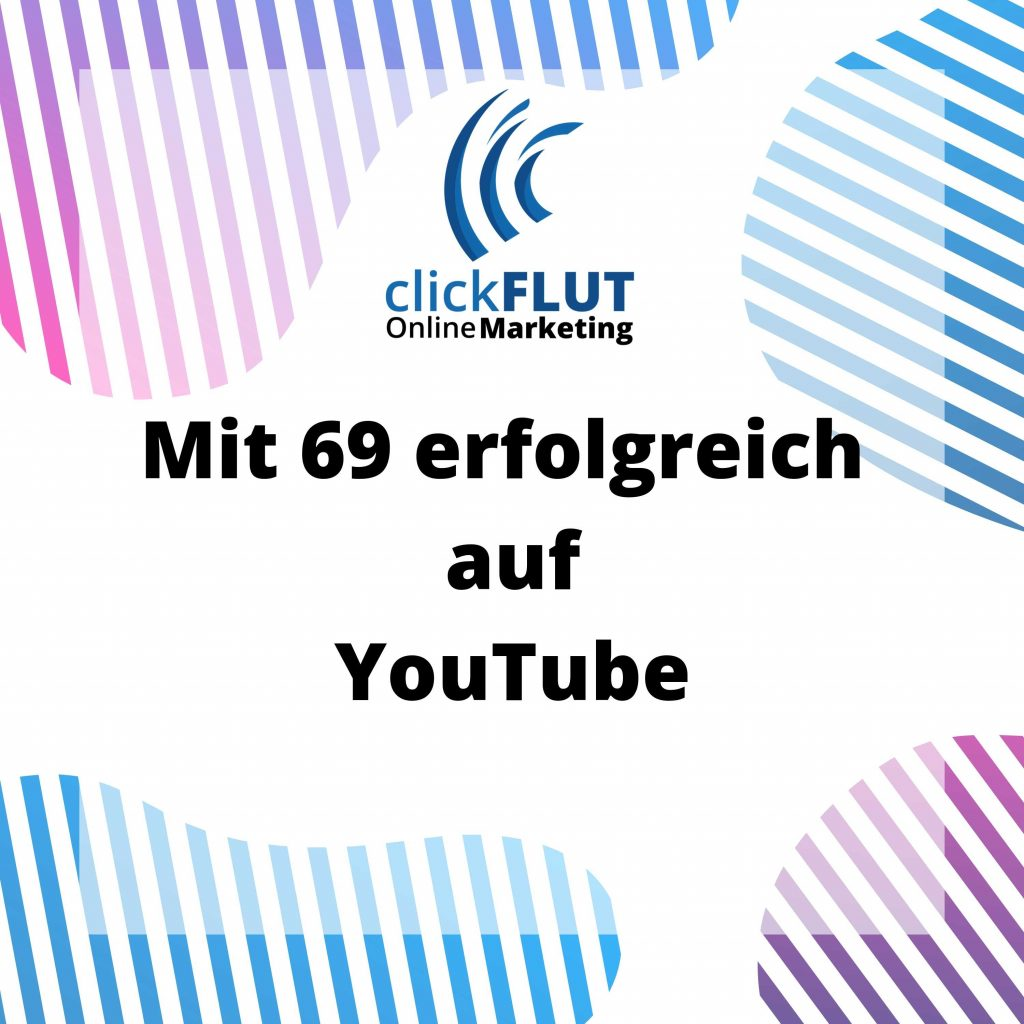podcast cover mit 69 erfolgreich auf YouTube