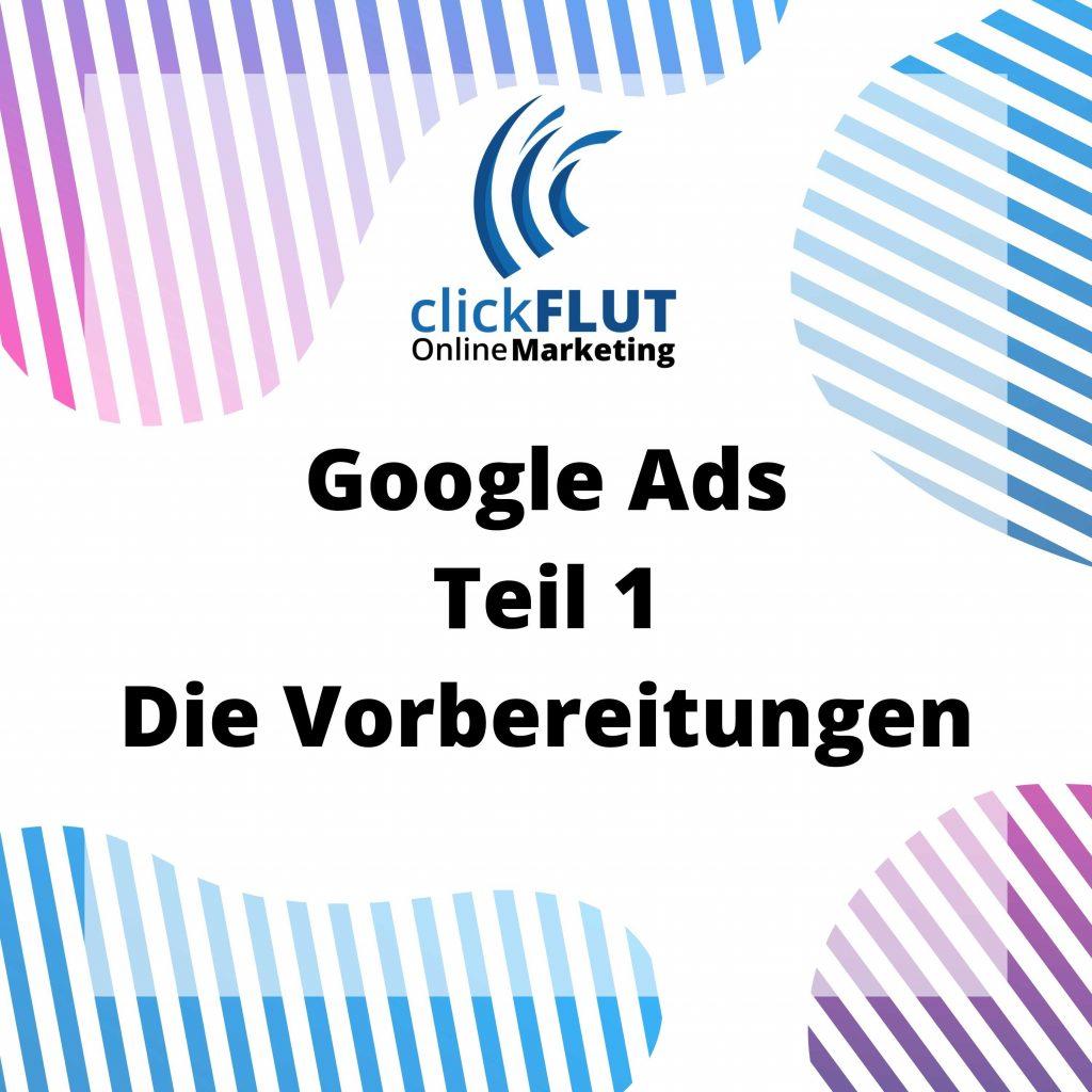 Cover von Podcast über Google Ads Teil 1